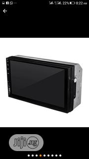 Universal Android Car Player With Reverse Camera | Vehicle Parts & Accessories for sale in Lagos State, Ikeja