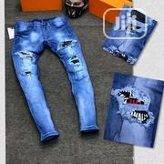 Ripped Jeans And Normal Jeans | Clothing for sale in Rivers State, Port-Harcourt