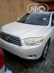 Toyota Highlander 2008 Limited White | Cars for sale in Lagos State, Oshodi-Isolo