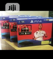 PS4 500gb Console + Fifa 20 | Video Game Consoles for sale in Lagos State, Ikeja