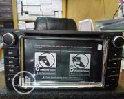 Toyota Universal Car Dvd Player With Reverse Camera | Vehicle Parts & Accessories for sale in Lagos State, Ojo