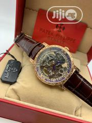 Patek Philippe Men'S Wrist Watch Brown   Watches for sale in Lagos State, Ikeja