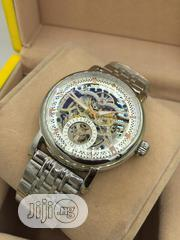 Patek Philippe Men'S Wrist Watch Silver | Watches for sale in Lagos State, Ikeja