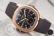 Patek Philippe Men'S Wrist Watch Brown | Watches for sale in Lagos State, Ikeja