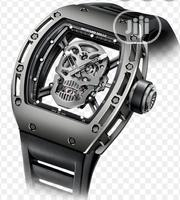 Richard Mille Skull Face Men'S Wrist Watch | Watches for sale in Lagos State, Ikeja