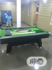 Brand New 7ft Snooker Table With Acessories | Sports Equipment for sale in Abuja (FCT) State, Jabi