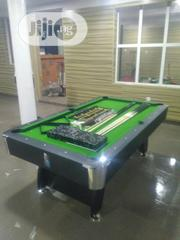 Brand New Snooker Pool Table With Acessories | Sports Equipment for sale in Akwa Ibom State, Uyo