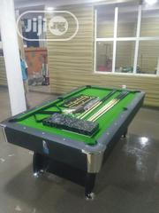 7ft Snooker Pool Table With Acessories | Sports Equipment for sale in Cross River State, Calabar-Municipal