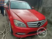 Mercedes-Benz C350 2009 Red | Cars for sale in Lagos State, Amuwo-Odofin