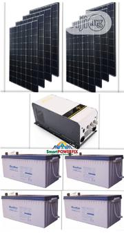 Complete 5kva 48v U.S Tech Inverter Installation With GASTON Batteries | Building & Trades Services for sale in Lagos State, Ikoyi