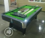 Brand New 7ft Snooker Pool Table With Acessories | Sports Equipment for sale in Kwara State, Ilorin East