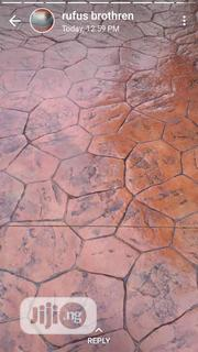 Decorative Concrete Systems, Stamp Concrete, Tiles Etcs | Building Materials for sale in Ogun State, Abeokuta South