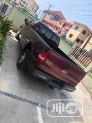 Ford F-150 2005 SuperCab Red   Cars for sale in Lagos State, Lekki Phase 2