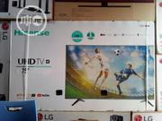 Hisense 75 Inches Smart 4k UHD Television | TV & DVD Equipment for sale in Lagos State, Ojo