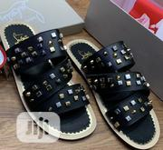 Christian Louboutin Men'S Leather Slide   Shoes for sale in Lagos State, Ikeja
