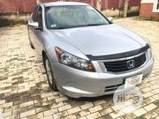 Honda Accord 2009 LX 2.4 Automatic Silver | Cars for sale in Abuja (FCT) State, Kubwa