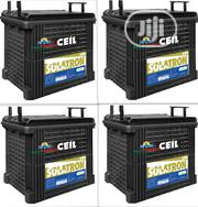 200ah 12v German Solartron Inverter Battery 4units | Electrical Equipment for sale in Lagos State, Ikoyi