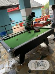 Snooker Board With Complete Accessories | Sports Equipment for sale in Abuja (FCT) State, Wuse II