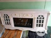 Royal Fire Wall TV Stand | Furniture for sale in Lagos State, Ojo