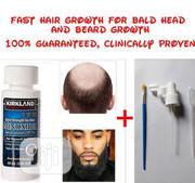 Kirkland Signature Minoxidil For Quick Hair And Beard Growth | Hair Beauty for sale in Lagos State, Ikeja