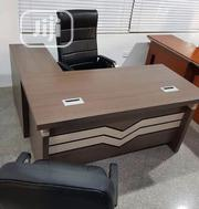 Quality HDF 1.6m Executive Office Table | Furniture for sale in Lagos State, Ikoyi