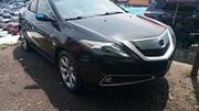 Acura ZDX 2011 Black | Cars for sale in Lagos State, Apapa