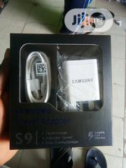 Samsung S8,S8+ And S9 Adaptive Fast Charger | Accessories for Mobile Phones & Tablets for sale in Lagos State, Ikeja