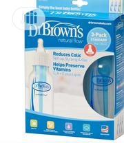 Dr Brown's Natural Flow 3 Pack | Babies & Kids Accessories for sale in Lagos State, Ikeja