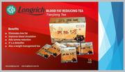 Longrich Blood Fat Tea | Vitamins & Supplements for sale in Delta State, Oshimili South