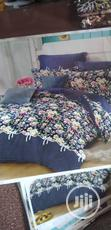 Complete 7x7 Duvet, Bedsheet With 4 Pillow Cases | Home Accessories for sale in Maryland, Lagos State, Nigeria