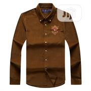 Polo Ralph Lauren Cordraul Shirt | Clothing for sale in Lagos State, Lagos Island