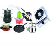 Economy Kitchen Bundle With Single Gas Burner | Kitchen Appliances for sale in Abuja (FCT) State, Asokoro