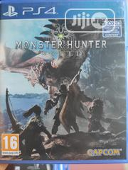Monster Hunter PS4 | Video Game Consoles for sale in Lagos State, Ikeja