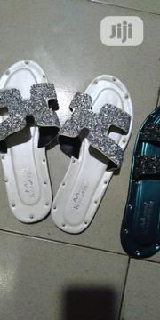 Flat Stone Slippers | Shoes for sale in Lagos State, Gbagada