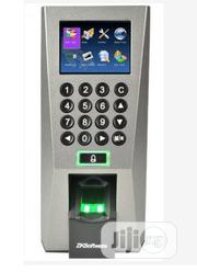 Zkteco F18 Fingerprint Time Attendance And Access Control | Computer Accessories  for sale in Lagos State, Ikeja