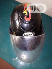 Lucky Motorcycle Helmet | Vehicle Parts & Accessories for sale in Lagos State, Alimosho