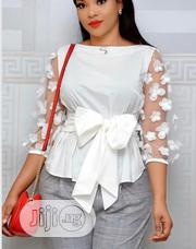Sexy Ladies White Top | Clothing for sale in Lagos State, Gbagada