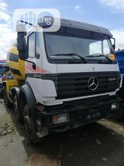 European Used 3234 M/Benz 9m3 Concrete Mixer Transit 8x4 Truck 4sale | Heavy Equipments for sale in Lagos State, Amuwo-Odofin