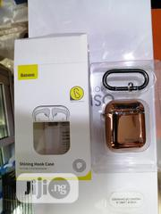 Baseus Shining Hook Case for Airpods | Accessories & Supplies for Electronics for sale in Lagos State, Ikeja