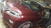 Lexus RX 2016 350 FWD Red | Cars for sale in Lagos State, Ojo