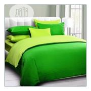 Top Notch America Cotton Duvet and Befsheet Set With Pillow Csses | Home Accessories for sale in Lagos State, Ikeja