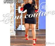 Hot Ladies Black Sexy Short Gown | Clothing for sale in Lagos State, Gbagada