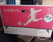 LG Smart Television 55 Inches | TV & DVD Equipment for sale in Lagos State, Lekki Phase 1