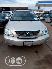 Lexus RX 350 4x4 2007 Gold | Cars for sale in Abuja (FCT) State, Gwarinpa