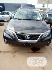 Lexus RX 2010 350 Black | Cars for sale in Abuja (FCT) State, Gwarinpa