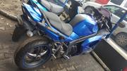 Triumph Bike 2010 Blue | Motorcycles & Scooters for sale in Lagos State, Lagos Island