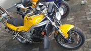 Triumph Bike 2009 Yellow | Motorcycles & Scooters for sale in Lagos State, Lagos Island