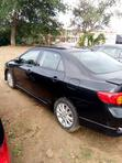 Toyota Corolla 2009 Black | Cars for sale in Gwarinpa, Abuja (FCT) State, Nigeria