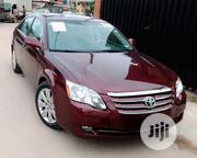 Toyota Avalon XLS 2006 Red | Cars for sale in Lagos State, Isolo