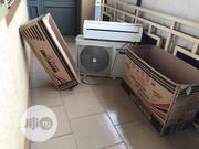 Clean 1.5hp Best Point Air Conditional With Pack   Home Appliances for sale in Kwara State, Ilorin East
